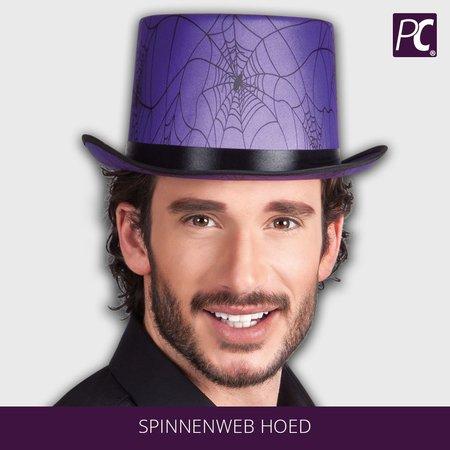 Spinnenweb hoed