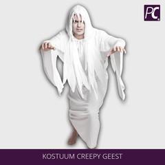 Kostuum Creepy geest