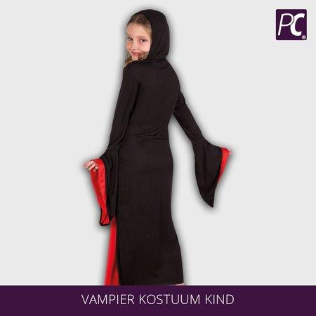Vampier kostuum kind