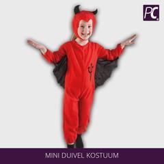 Mini duivel kostuum