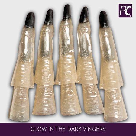 Glow in the dark vingers