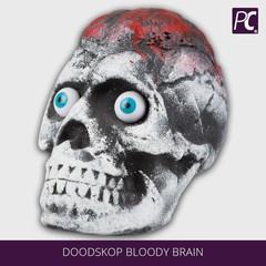 Doodskop bloody brain