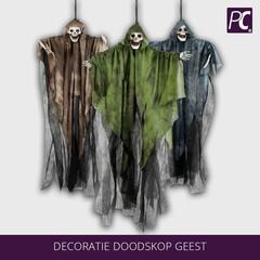 Decoratie Doodskop geest