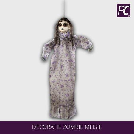 Decoratie Zombie meisje kopen