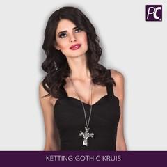 Ketting Gothic kruis