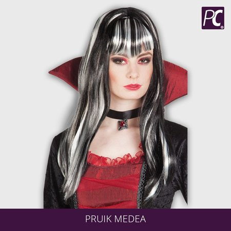 Dames Pruik Medea