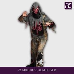 Zombie kostuum shiver