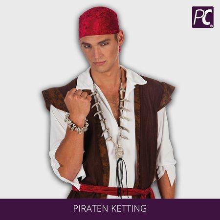 Piraten ketting Doodskop