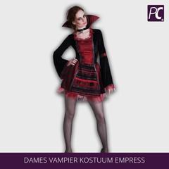Dames Vampier kostuum Empress