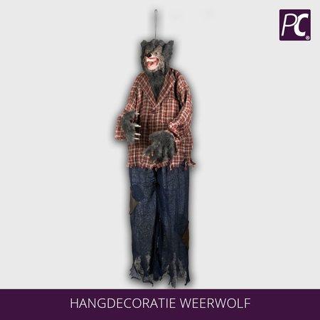 Hangdecoratie Weerwolf