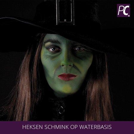 Heksen schmink op waterbasis