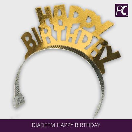 Diadeem Happy Birthday