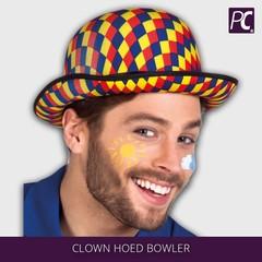 Clown hoed bowler