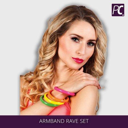 Armband Rave set