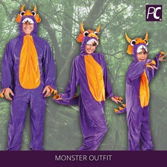 Monster outfit