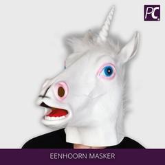 Eenhoorn masker