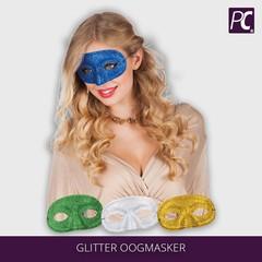 Glitter oogmasker