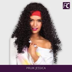 Pruik Jessica