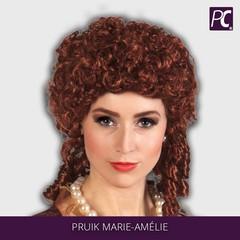 Pruik Marie Amélie