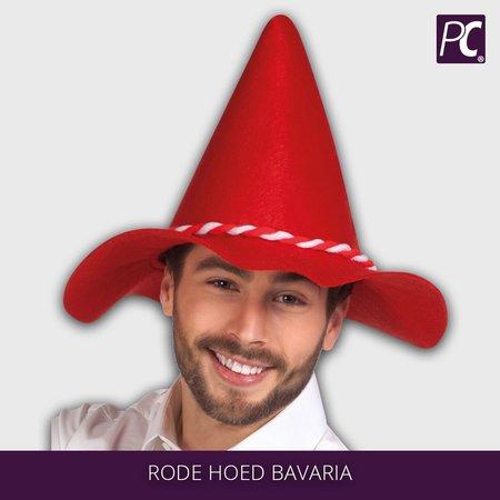 Rode hoed Bavaria