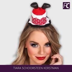 Tiara schoorsteen Kerstman