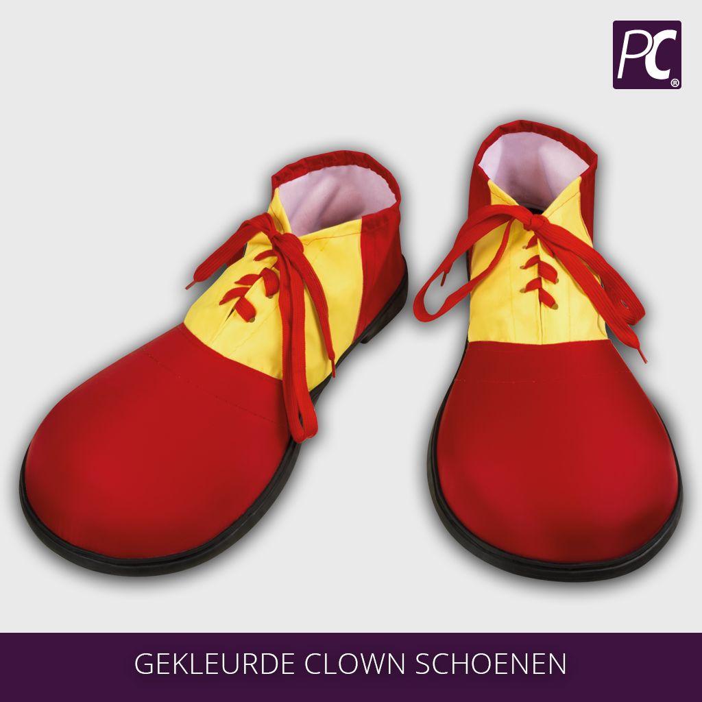 gekleurde clown schoenen. Black Bedroom Furniture Sets. Home Design Ideas