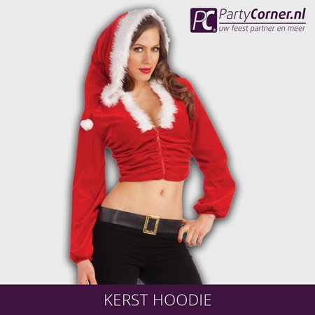 Toppers Kerst hoodie