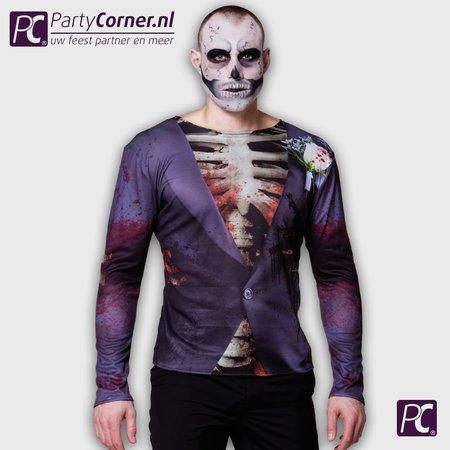 3D T-shirt Gory groom