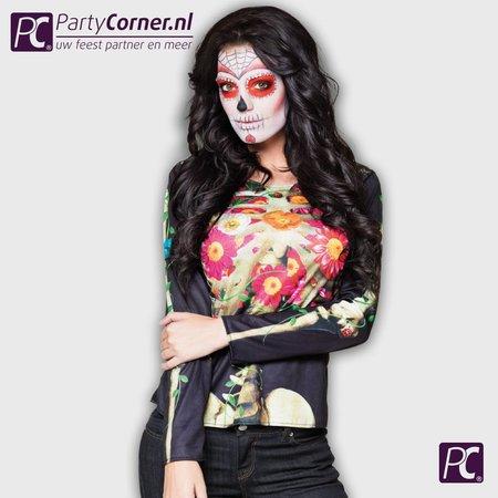 3D T-shirt Calaca