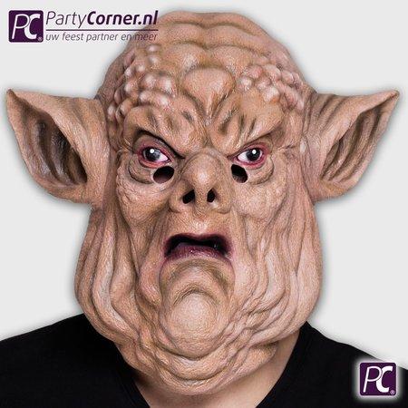Latex troll masker