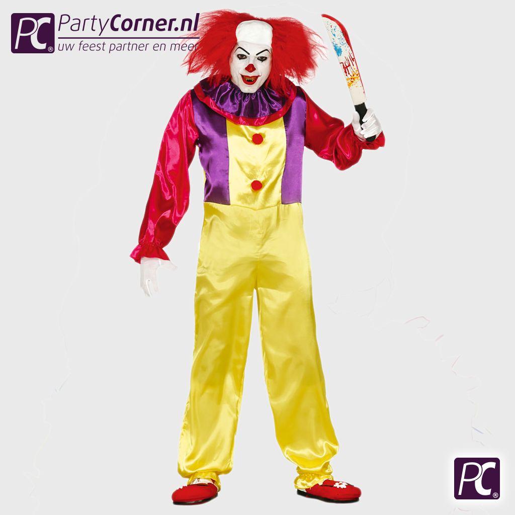 Horror Clowns Horror Clown Pagina 1 Partycorner Nl