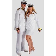 Duo kleding kapiteinspak