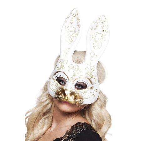Venetiaans masker konijn