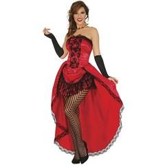 Saloon jurk