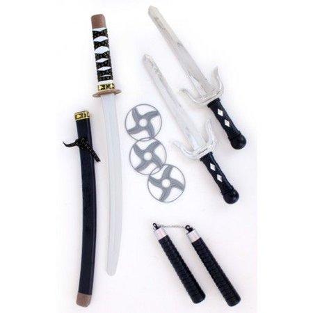 Kinder Ninja wapenset 9 delig
