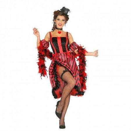 Toppers Cabaret jurk