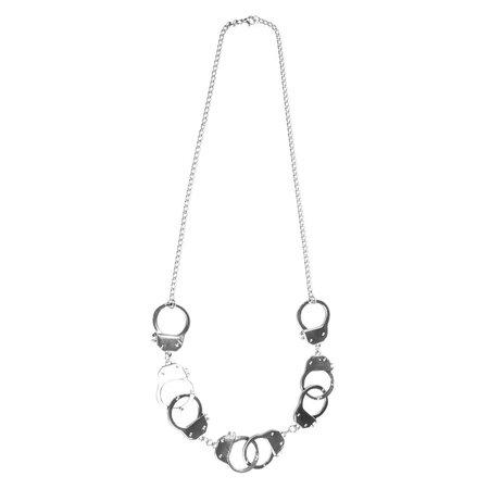Handboeien halsketting kopen
