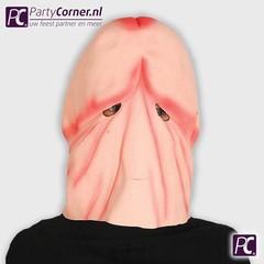 Latex penis masker