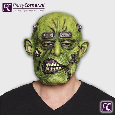 groen monster masker