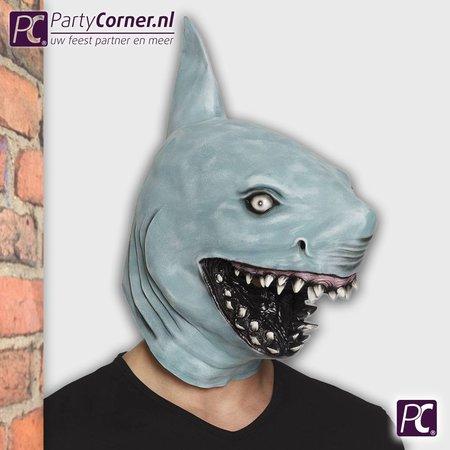 Latex masker haai kopen