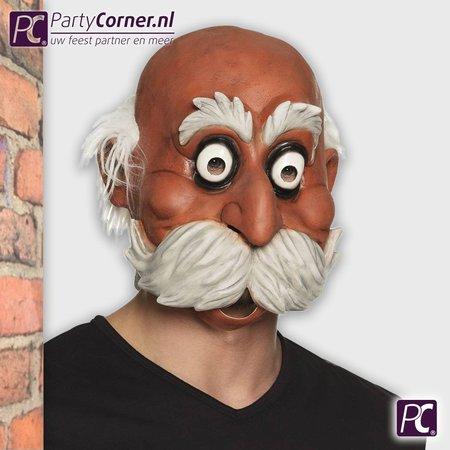 latex Abraham masker oudje