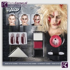 Spook make up set wit