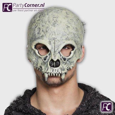 Goedkope half masker doodskop
