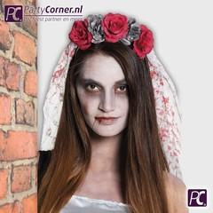 Horror bruid diadeem