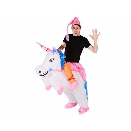 Toppers Eenhoorn Kostuum voor Volwassenen