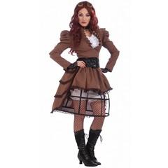 Steampunk kleding Vicky