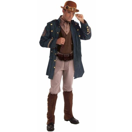 Heren Steampunk kleding General