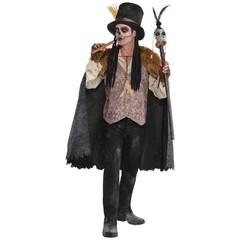 Heren voodoo kostuum