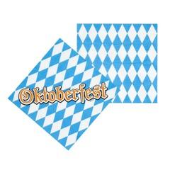 Oktoberfest servetten