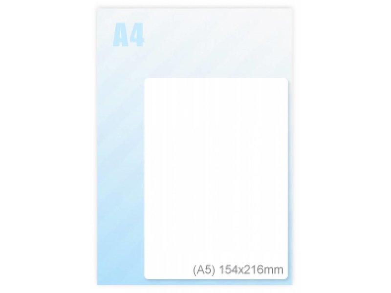 Albyco Lamineerhoes Mat A5 (154x216mm)